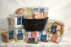 Gluten Free Essentials Sampler box