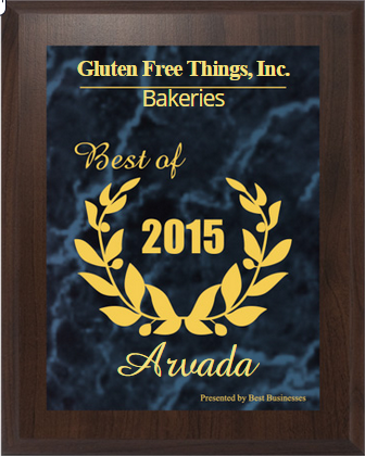 Bakery Award