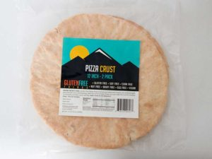 "12"" Pizza Crust"