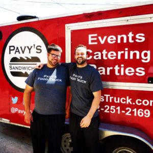 Gluten Free Vegan Breads at Pavy's Food Truck