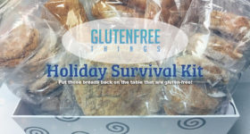 Gluten Free Survival Kit For the Holiday Season