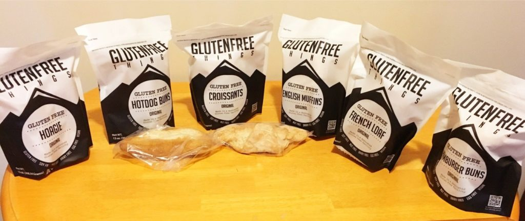 3rd party reviews of Gluten Free Things